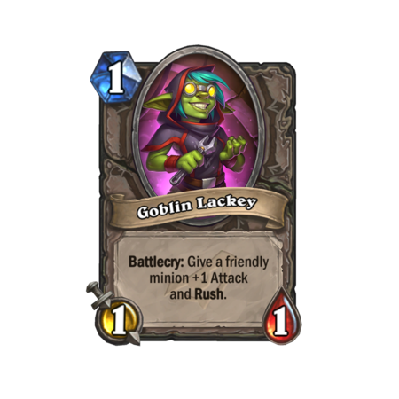Goblinlackey Enus