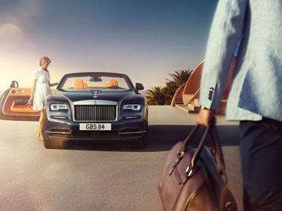 Rolls-Royce Dawn, la definición de convertible de lujo jamás tuvo tanto sentido