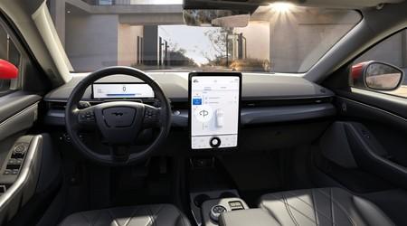 Ford Mustang Mach E Configurador Interior