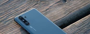 Hazte con el Huawei P30 Pro por 540 euros en Amazon: el último gama alta con los servicios de Google a un precio de escándalo