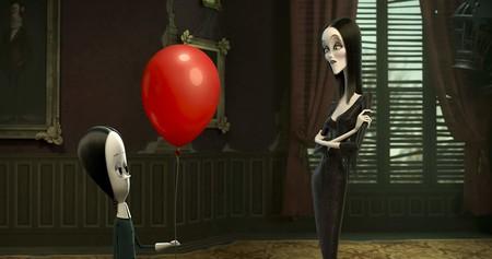 Madre Hija Familia Addams