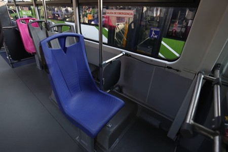 Autobuses M1 8