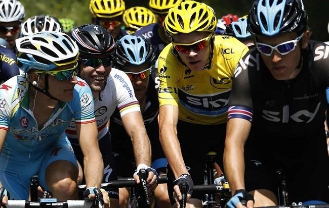 Tour Francia 2013