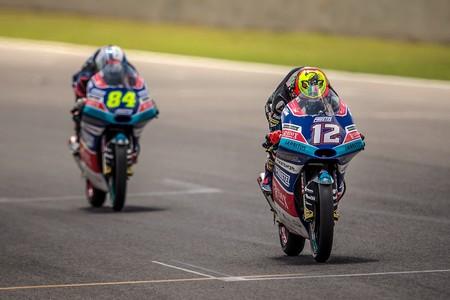 Marco Bezzecchi Moto3 Motogp Italia 2018
