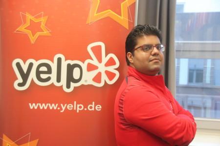 """""""El objetivo es que los negocios puedan contactar con sus clientes"""", Entrevista a David Dinesh, desarrollador Android en Yelp"""