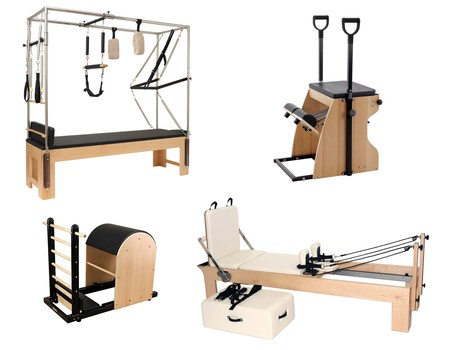 Pilates-Aparatos