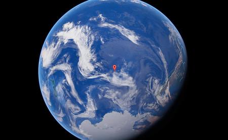 Punto Nemo: el lugar donde caen todas las naves espaciales (o lo intentan)