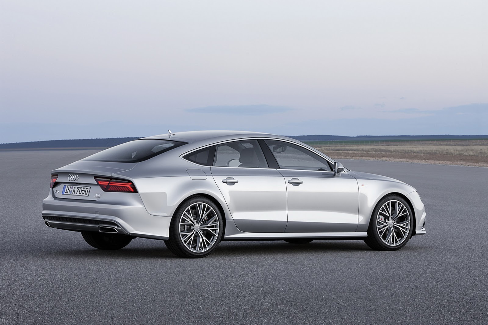 Foto de Audi A7 Sportback (5/11)