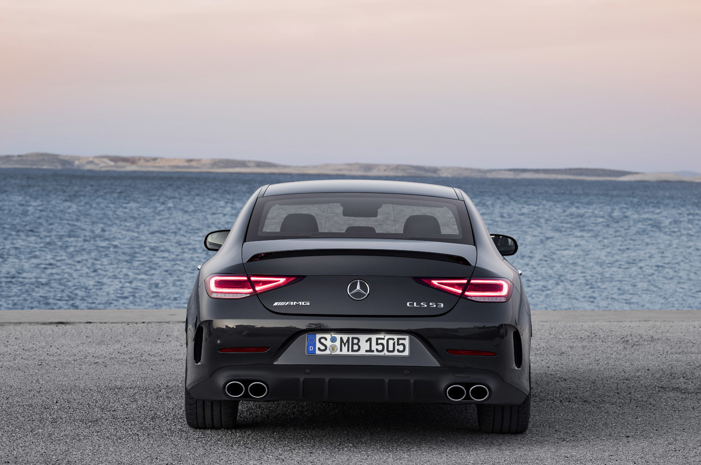 Foto de Mercedes-AMG CLS 53 4Matic+ (15/20)