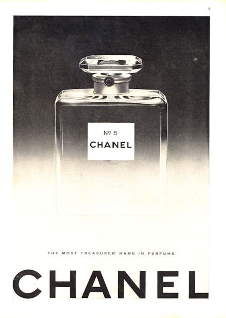 Chanel No. 5, un perfume con historia (I): de los años 20 a los 60