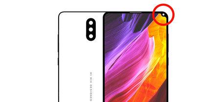 """El Xiaomi Mi MIX 2 también con """"notch"""": las últimas filtraciones muestran una cámara frontal reubicada en el borde superior"""