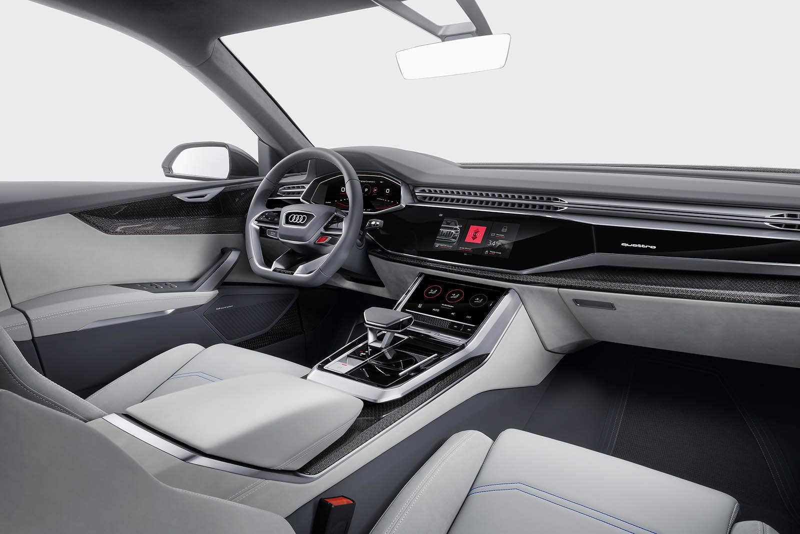 Foto de Audi Q8 Concept (35/39)