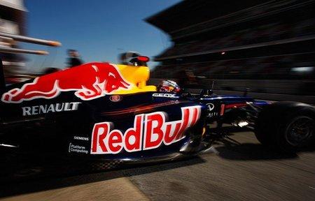 Red Bull estrena coche nuevo para los dos últimos días de pruebas