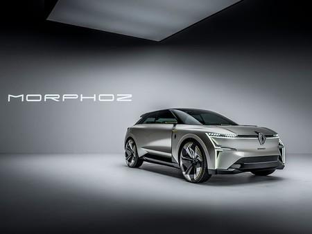 """Renault Morphoz, el impresionante coche eléctrico y modular que es capaz de """"transformarse"""" para alargarse y cambiar su tamaño"""