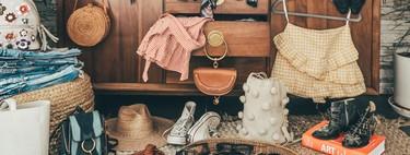 Cinco claves del método de Marie Kondo que te van ayudar con el cambio de armario