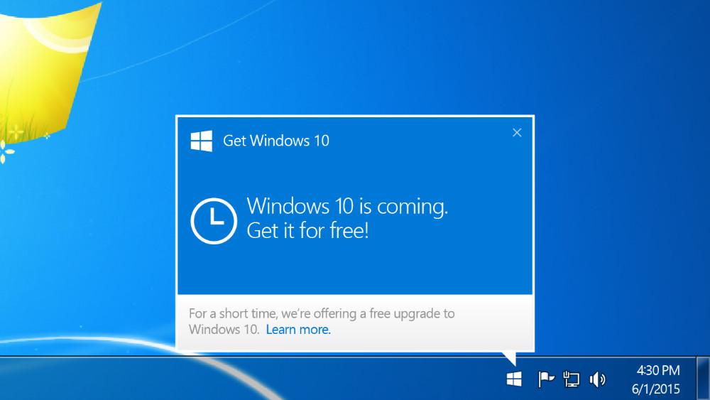 Actualiza Windows 10