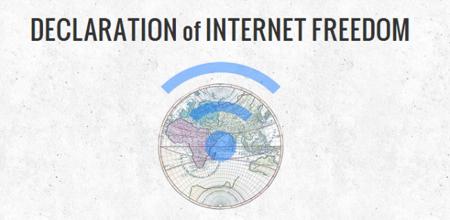 La Declaración de Libertad de Internet: unos principios loables pero sin medidas concretas
