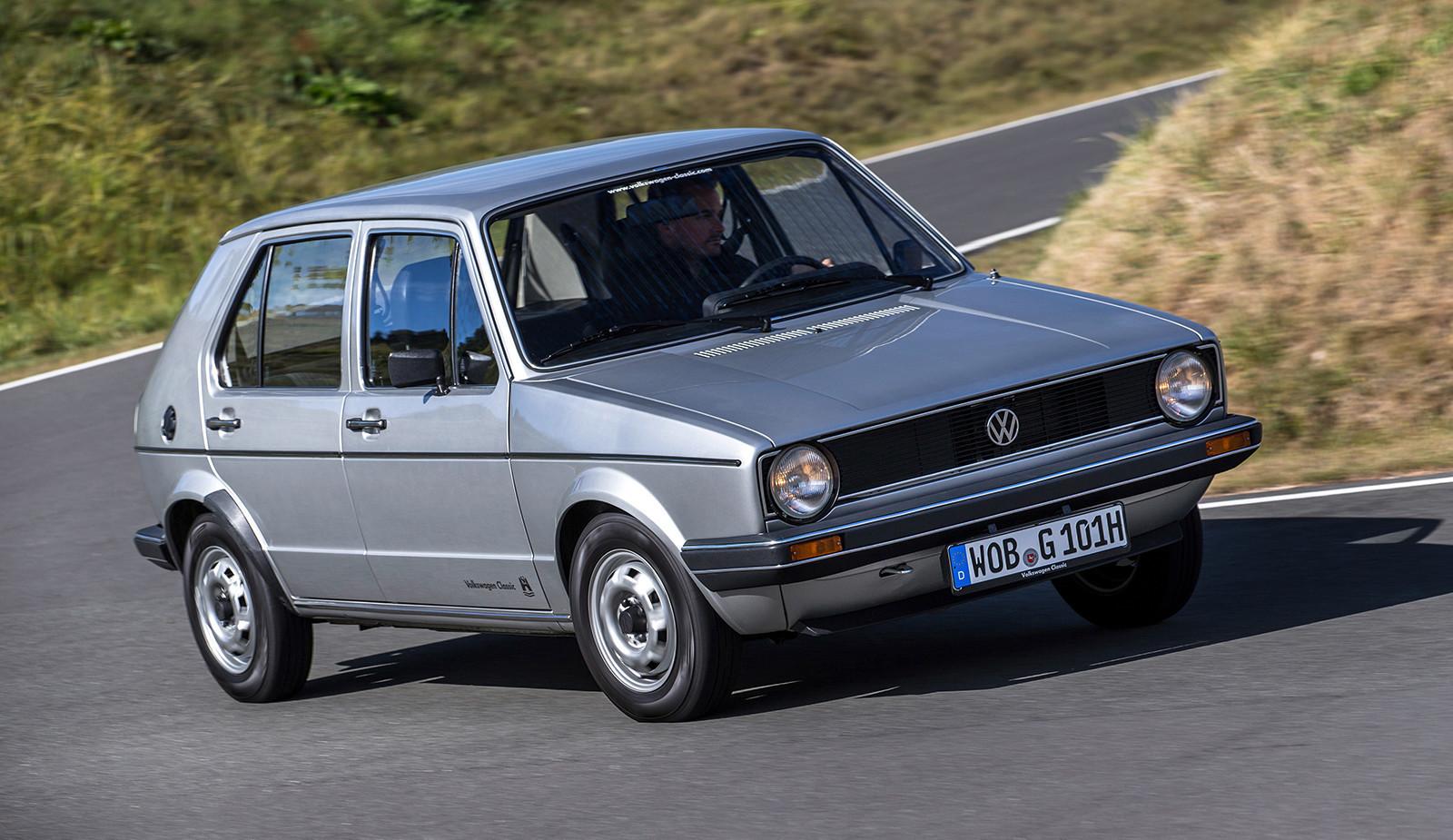 Foto de Volkswagen Golf MK1 - 1974 (1/15)