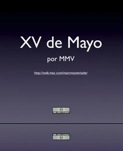 Guías XV en iTunes