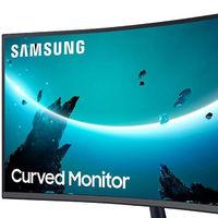 Samsung amplía su catálogo de monitores curvos con tres nuevos modelos VA Full HD pertenecientes a la Serie T55