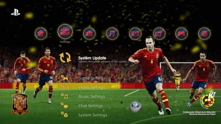 PS3 Wallpaper La Roja
