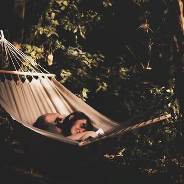 Nueve hamacas colgantes, fáciles de instalar y con un diseño actual para unas largas siestas en el jardín