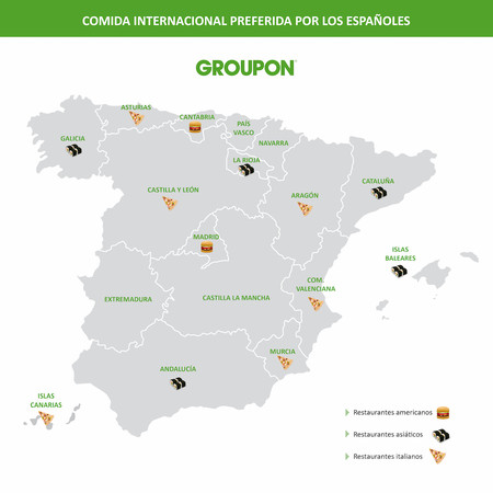 Infografia Comida Internacional P Referida Por Los Espanoles 01