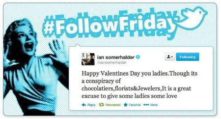 #FollowFriday de Poprosa: San Valentín pasó pero nos quedan las fotos del amor