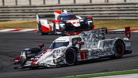 Rebellion Toyota Wec 2020