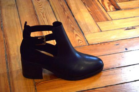 Zapatos Bershka avance coleccion fall 2014