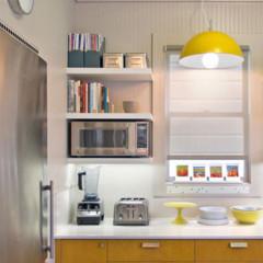 Foto 1 de 10 de la galería puertas-abiertas-una-cocina-amplia-y-funcional en Decoesfera