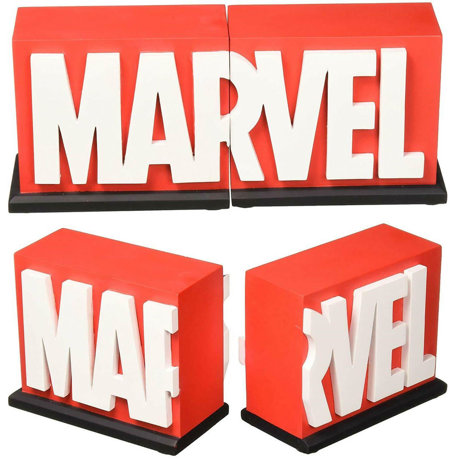 Sujetalibros Marvel