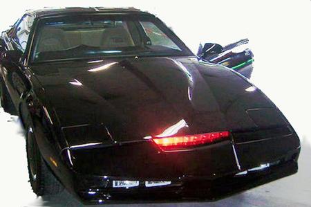 Pontiac Trans Am 1982 Kitt