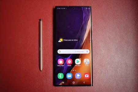 Samsung Galaxy Note 20 Ultra Primeras Impresiones Mexico Pantalla S Pen