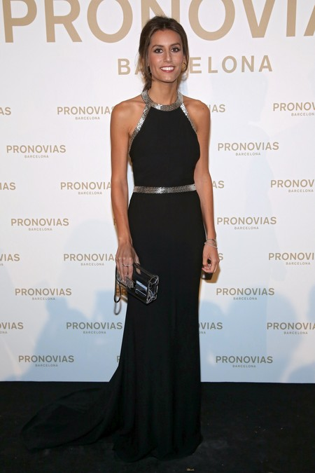 Ana Boyer Photocall Pronovias Fashion Show