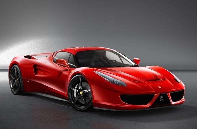 Nuevo Ferrari Enzo F70 según Autocar