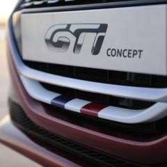 Foto 10 de 21 de la galería peugeot-208-gti-concept en Motorpasión