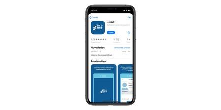 La app miDGT vuelve al App Store y ya se puede descargar