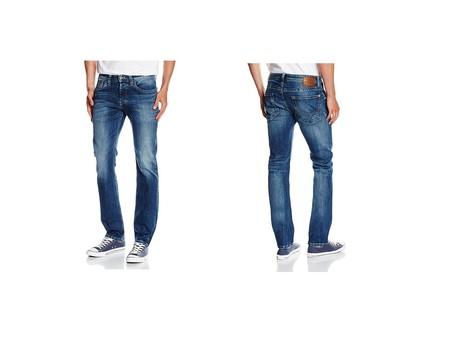 ca5ecac3b60a3 Pantalones Pepe Jeans Cash