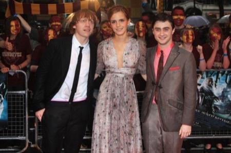 Todas las asistentes a la premiere de Harry Potter y El Misterio del Príncipe
