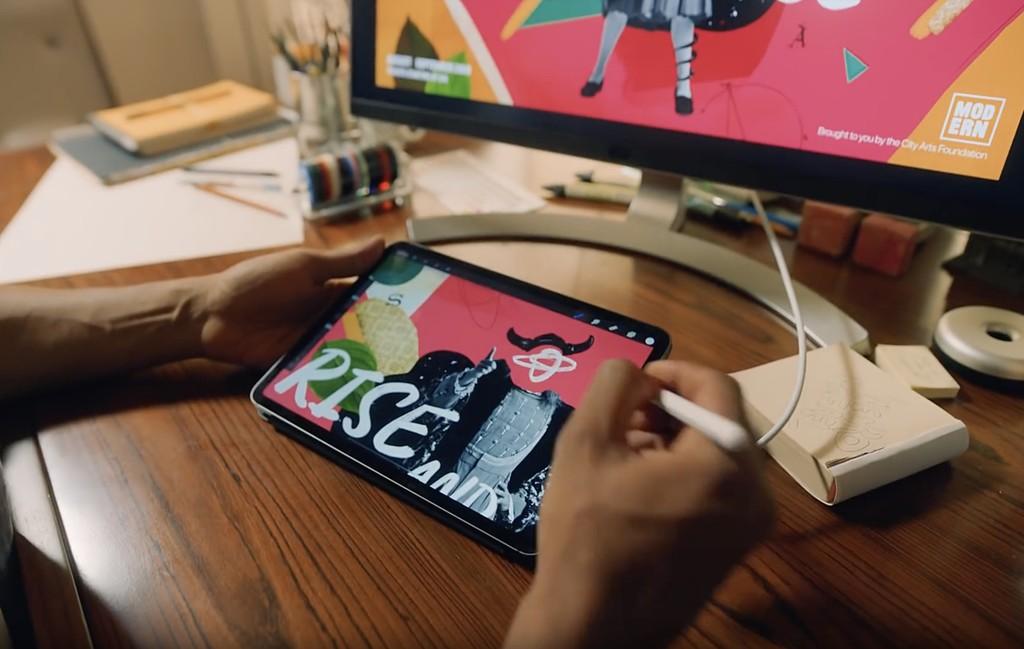 La vida con un iPad: Apple publica nuevos vídeos mostrando cómo es trabajar con un iPad Pro