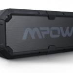 Este es el MPOW Armor Plus, un altavoz Bluetooth preparado para hacer frente a los elementos