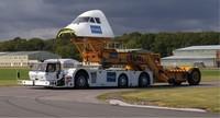 Taxibot, un remolcador de aviones con 1.000 CV
