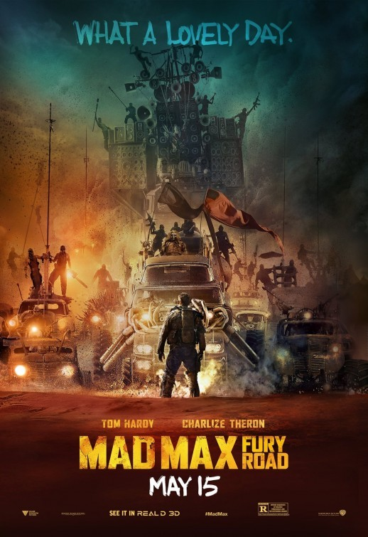 Foto de 'Mad Max: Furia en la carretera', carteles (8/13)