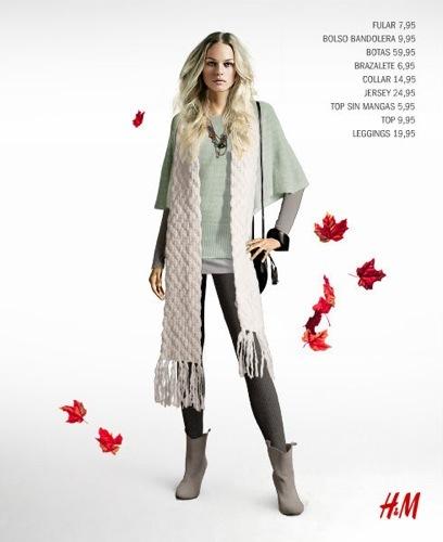 Foto de H&M elige su top 4 de los mejores looks para este Otoño-Invierno 2009/2010 (1/4)