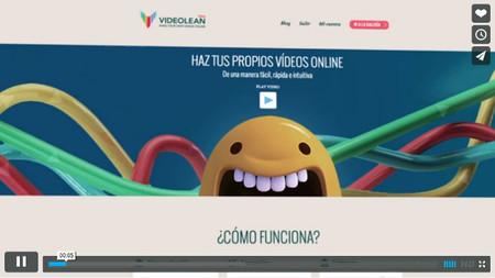 Videolean, interesante servicio online para crear vídeos profesionales para las pymes