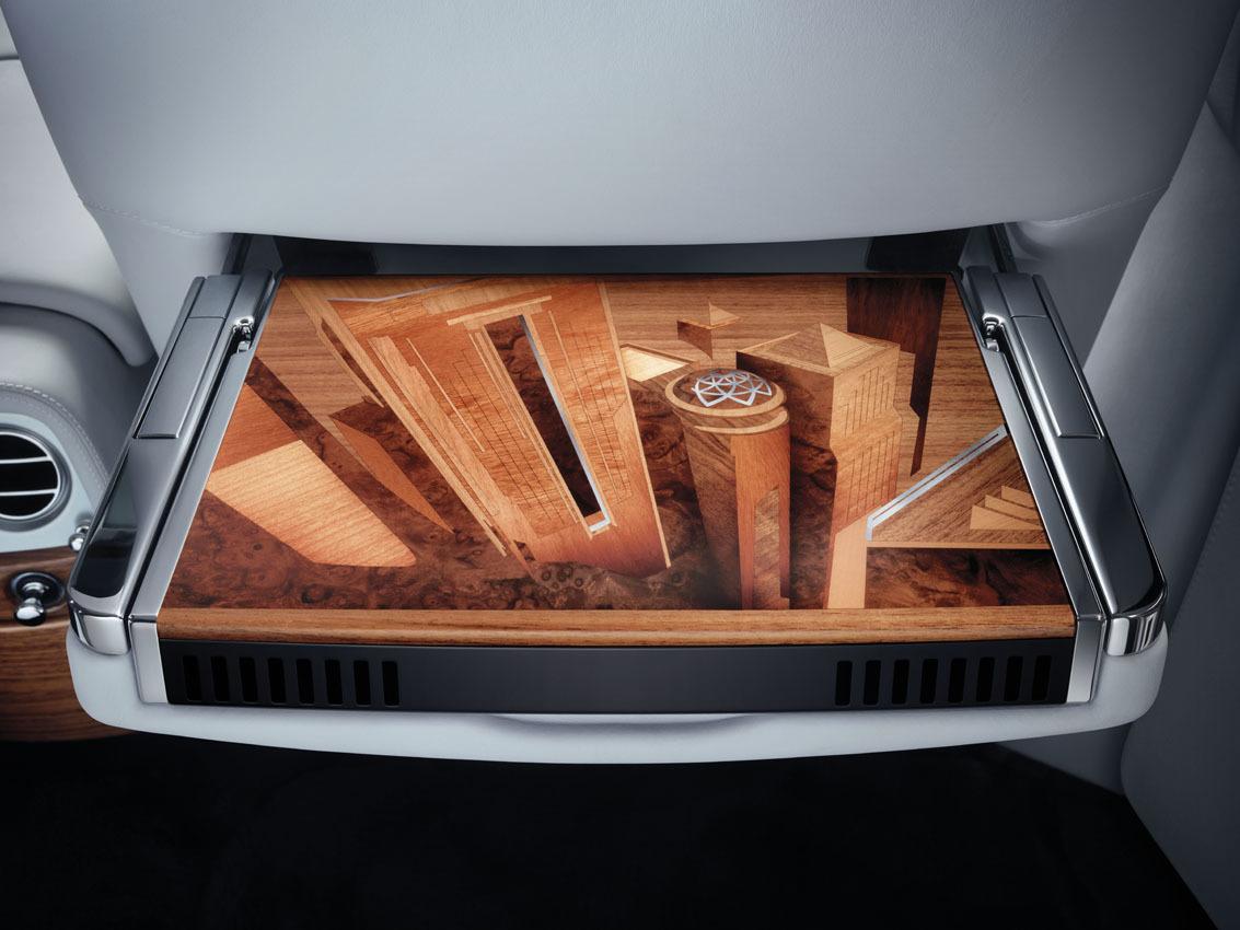 Foto de Rolls-Royce Phantom Metropolitan Collection (11/17)