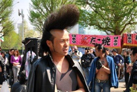 Pasear un domingo por Yoyogi es imprescindible si viajas a Tokyo