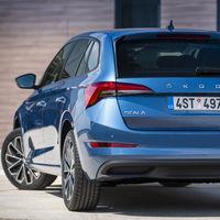 El Škoda Scala estrena versión G-TEC de GNC, con 410 km de autonomía a gas natural y etiqueta ECO