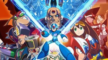 Aquí tienes 13 minutos de gameplay de Mega Man X Anniversary Collection con todas sus novedades